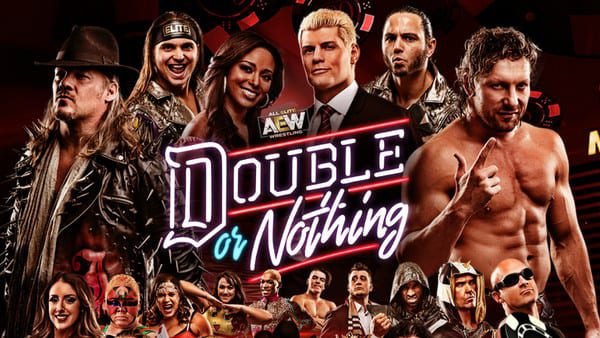double or nothing AEW
