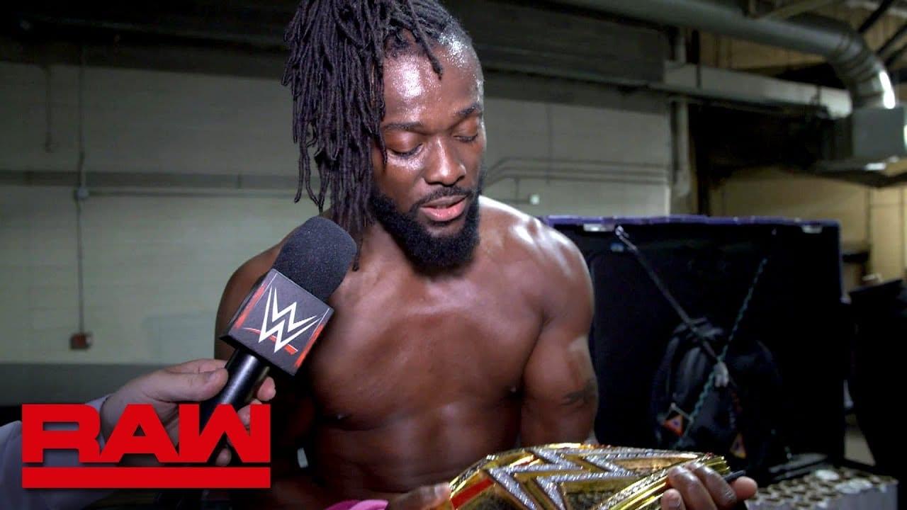 Kofi Kingston Reacts to Victory Over Daniel Bryan on Monday's RAW