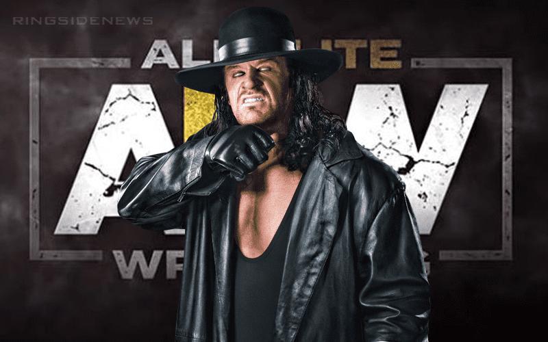 undertaker-aew