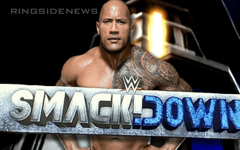 The-Rock-SmackDown-Fox
