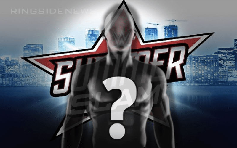 WWE Could Be Preparing For Big Reveal At Summerslam