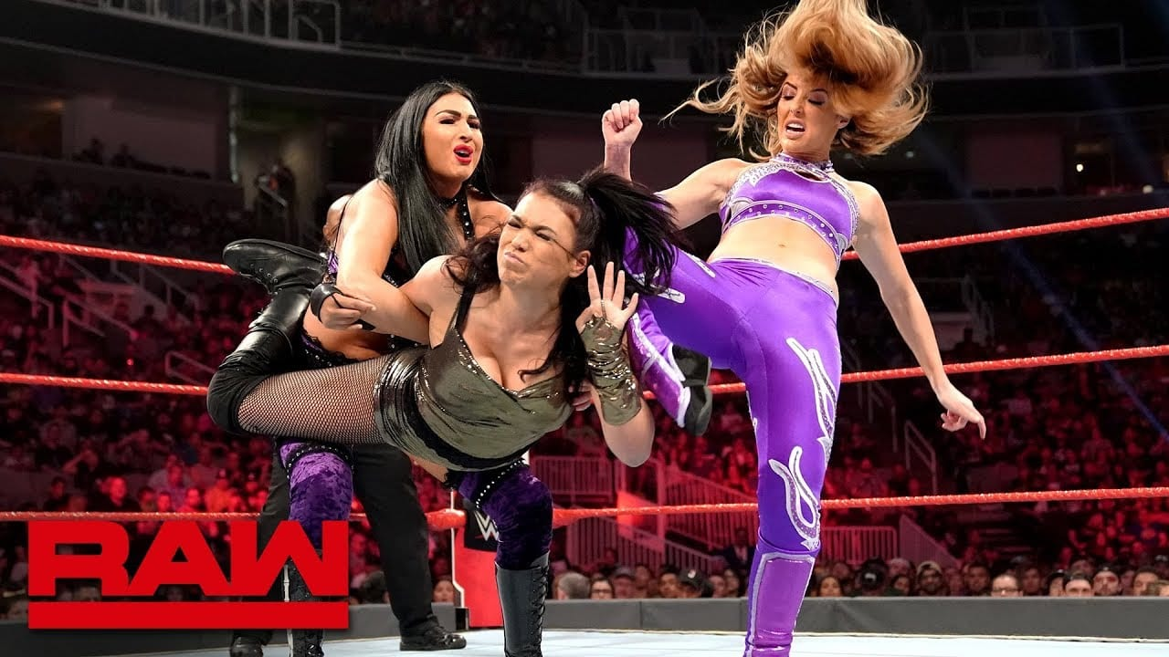 Identity of The IIconics' Opponents on Monday's WWE RAW
