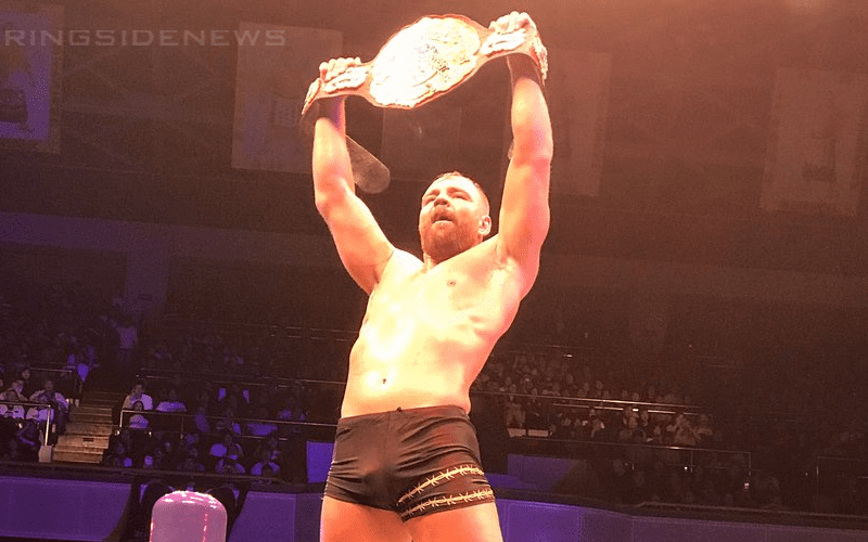 Jon Moxley Becomes New IWGP United States Champion