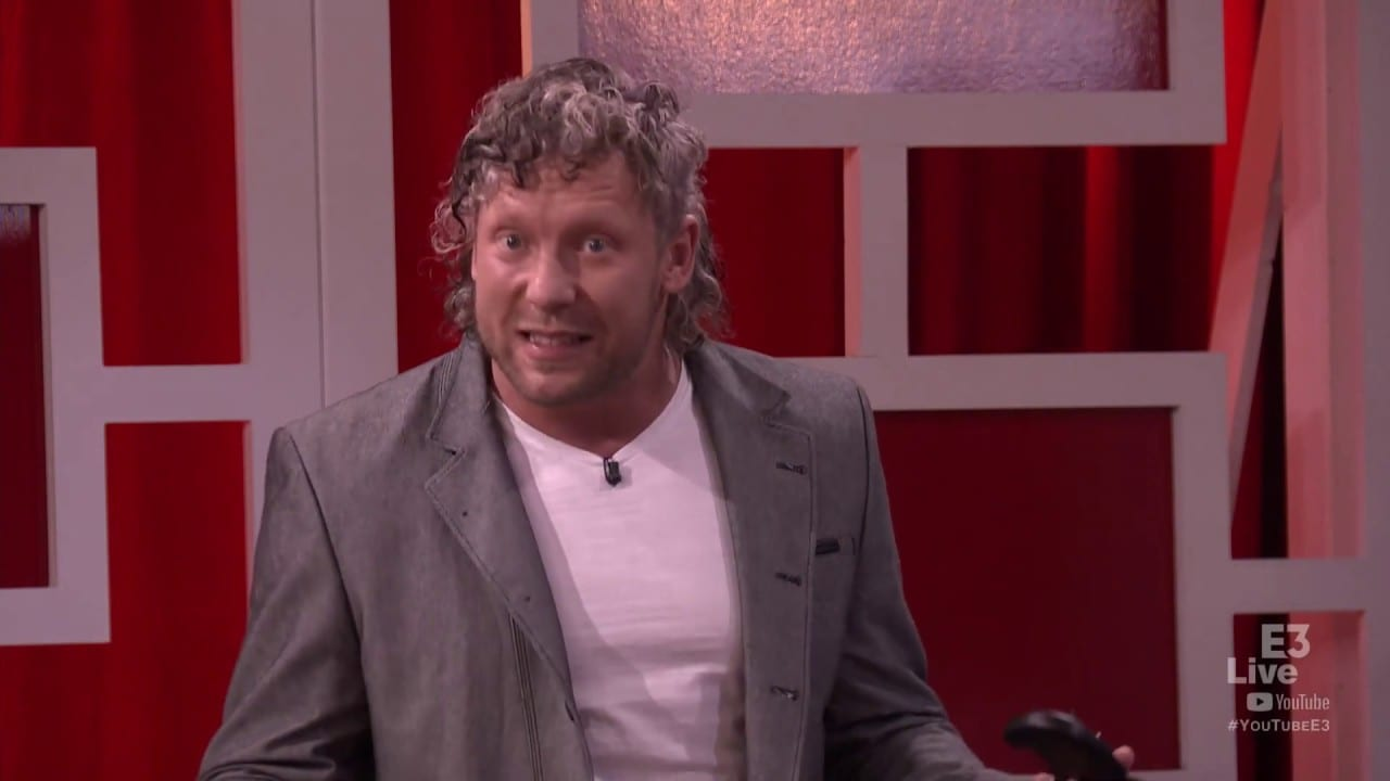 Kenny Omega Says An AEW Video Game Is 'The Ultimate Goal'