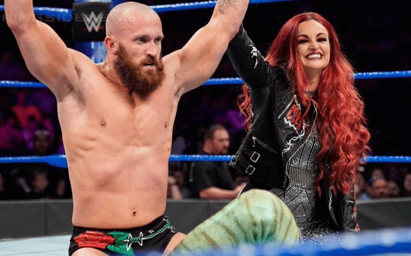 Maria Kanellis Trolls WWE For Paying Attention To Mike Kanellis ...