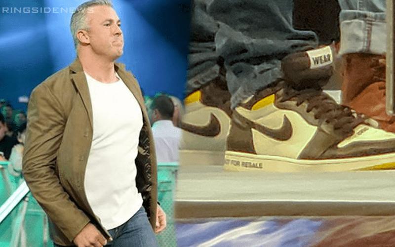 Shane McMahon Wore Ridiculously