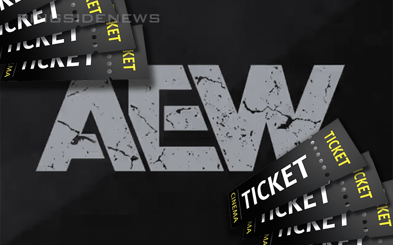 AEW-Tickets