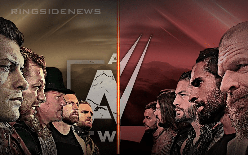 AEW-vs-WWE