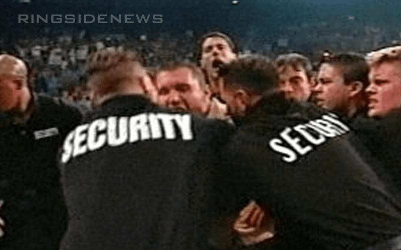 WWE-Security