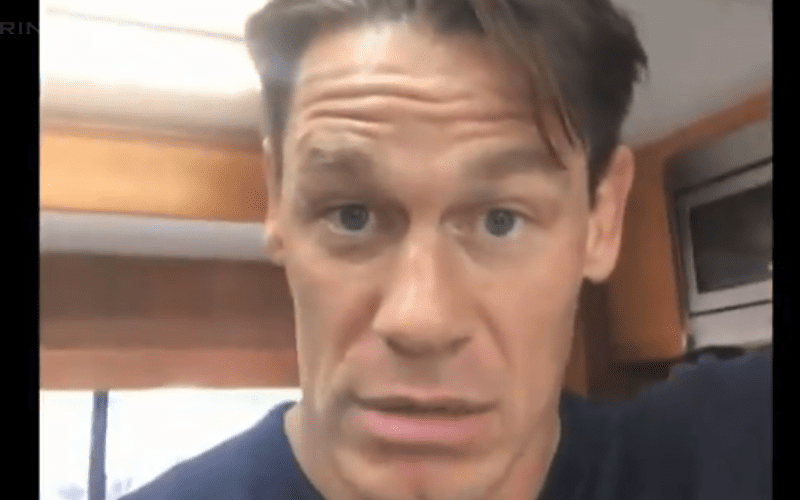 John Cena Reveals New Haircut While Speaking In Chinese