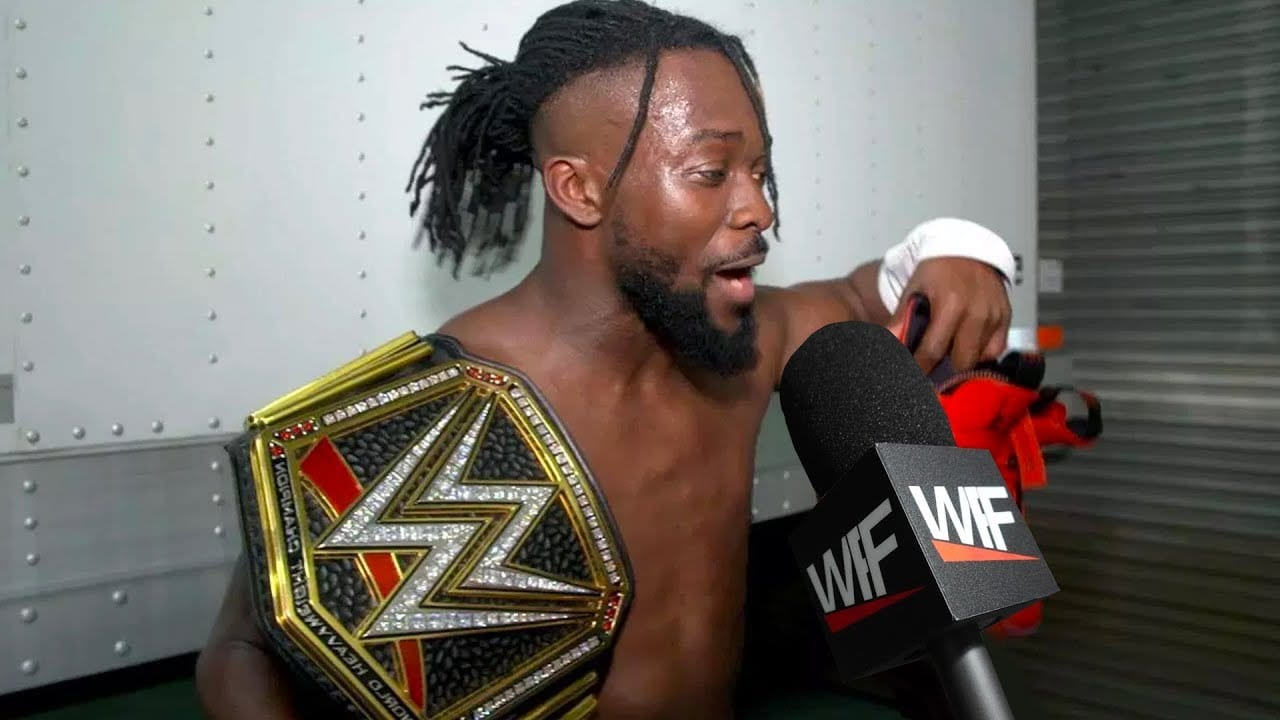 Kofi Kingston On What Eric Bischoff Will Bring To The Table On SmackDown