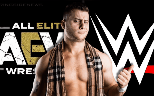 Mjf On Why He Picked Aew Over Wwe