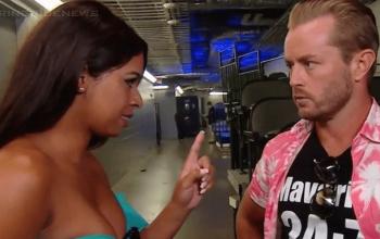 Renee Michelle Denies Saying WWE Ruining Her Wedding