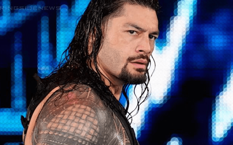 Roman Reigns Says AEW Is 'No Competition' For WWE