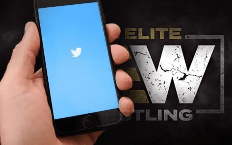 AEW-Twitter