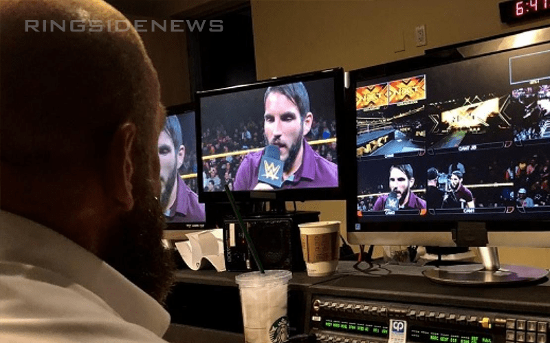 Triple-H-NXT-Production