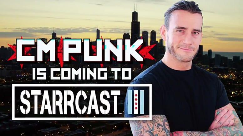 cm punk starrcast