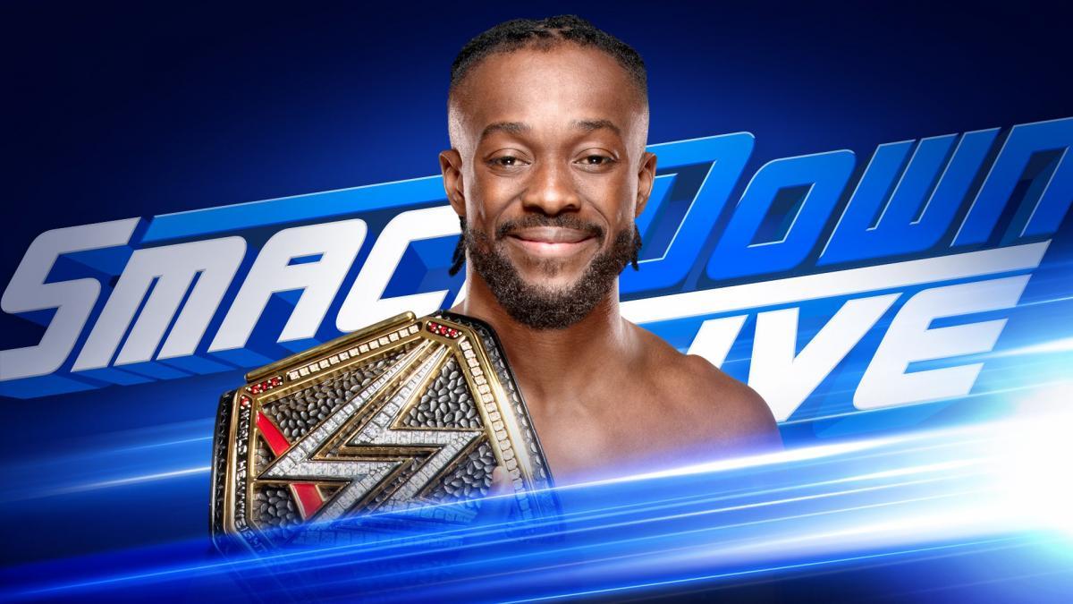 kofi champion smackdown