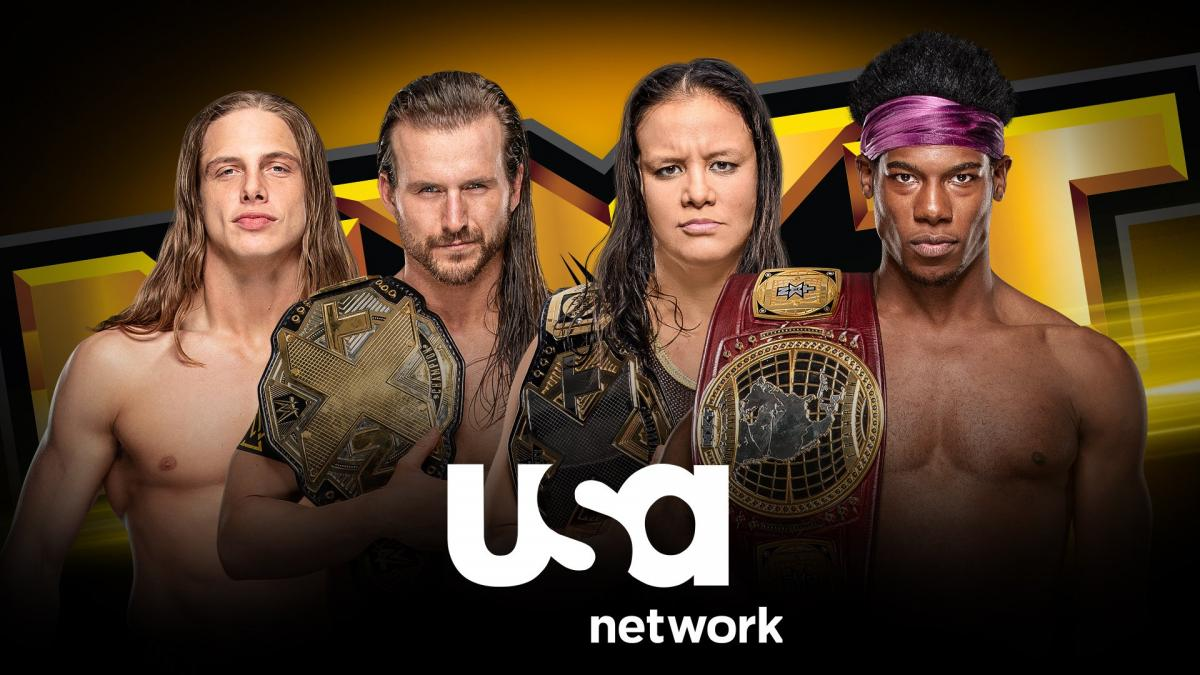 nxt usa network roster