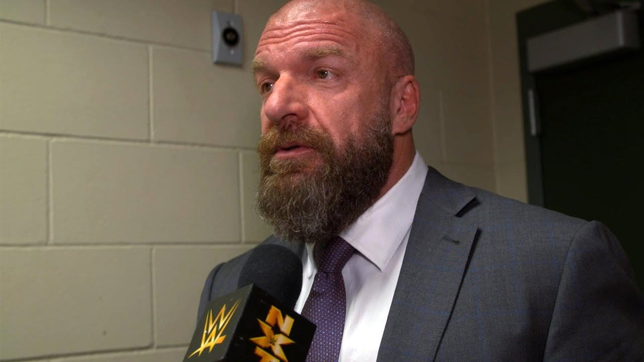 Triple H On NXT's Crazy Journey To USA Network