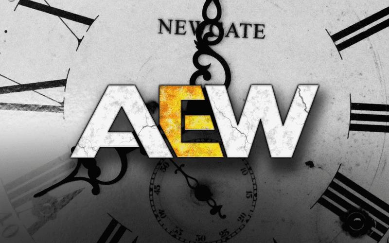 AEW-start-time
