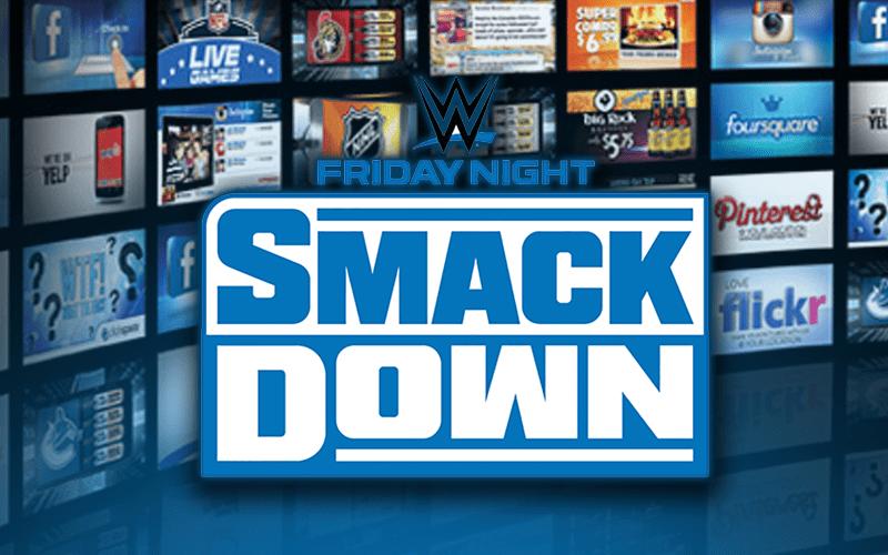 SmackDown-FOX-advertising