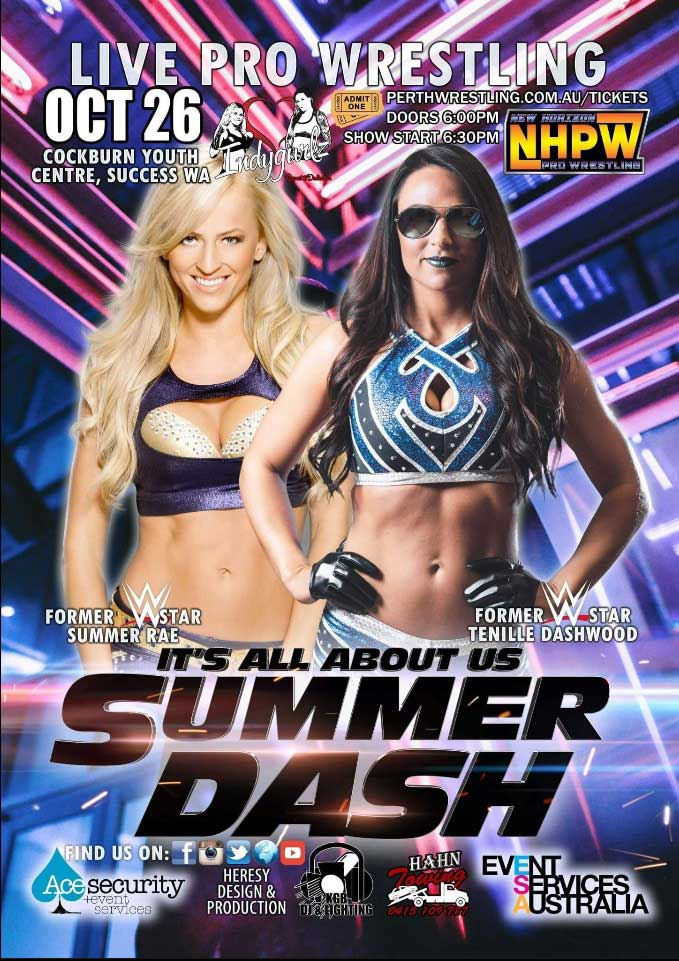 In Pictures: Former WWE Bombshell Summer Rae Returning To Pro-Wrestling 3