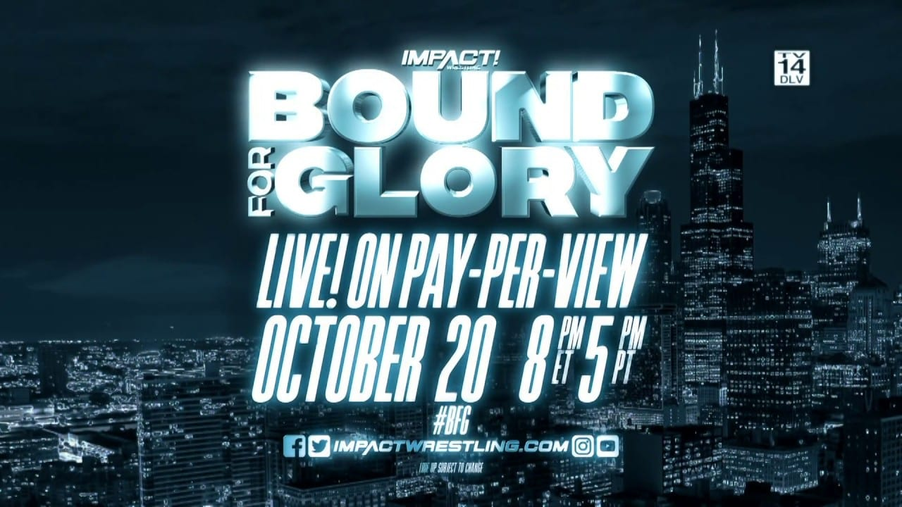 impact wrestling bound for glory 2019
