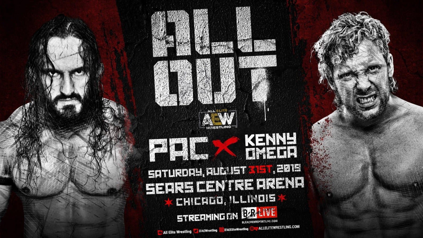 kenny omega pac all out