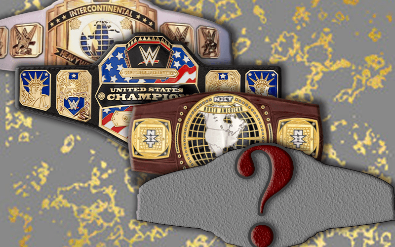 wwe new-secondary-title-question