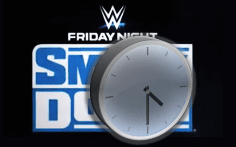 smackdown-time