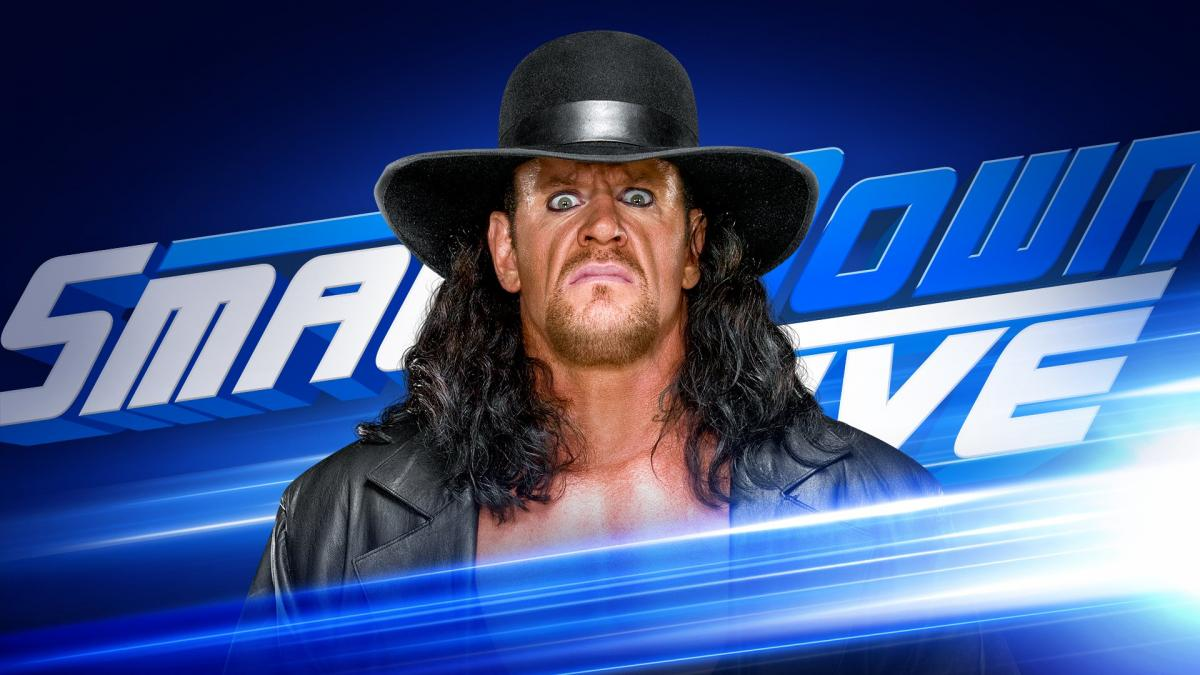 smackdown undertaker bitches