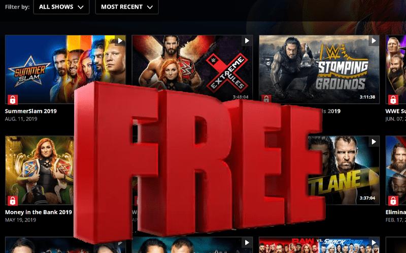 wwe-network-free