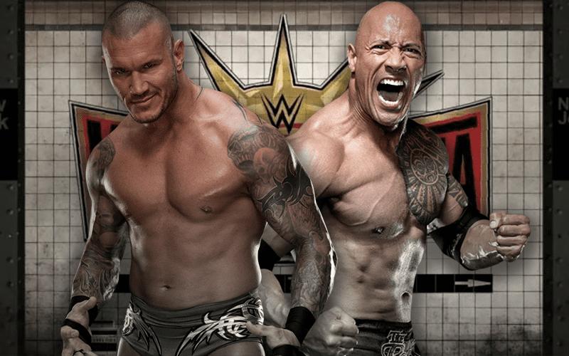 The-Rock-vs-Randy-Orton-WrestleMania