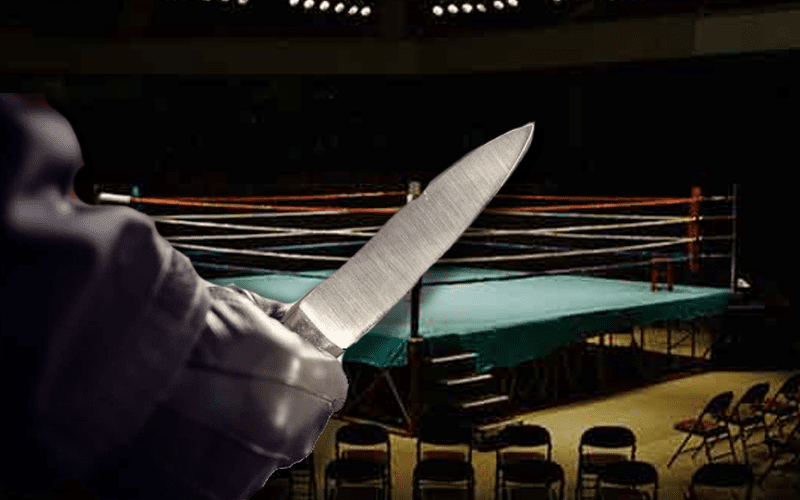 indie-wrestling-ring-knife