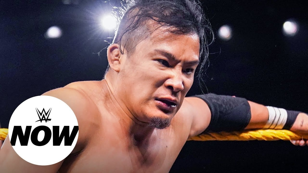KUSHIDA & Others Injured During WWE NXT This Week