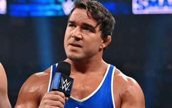 Chad Gable Explains Why WWE Gave Him 'Shorty G' Name