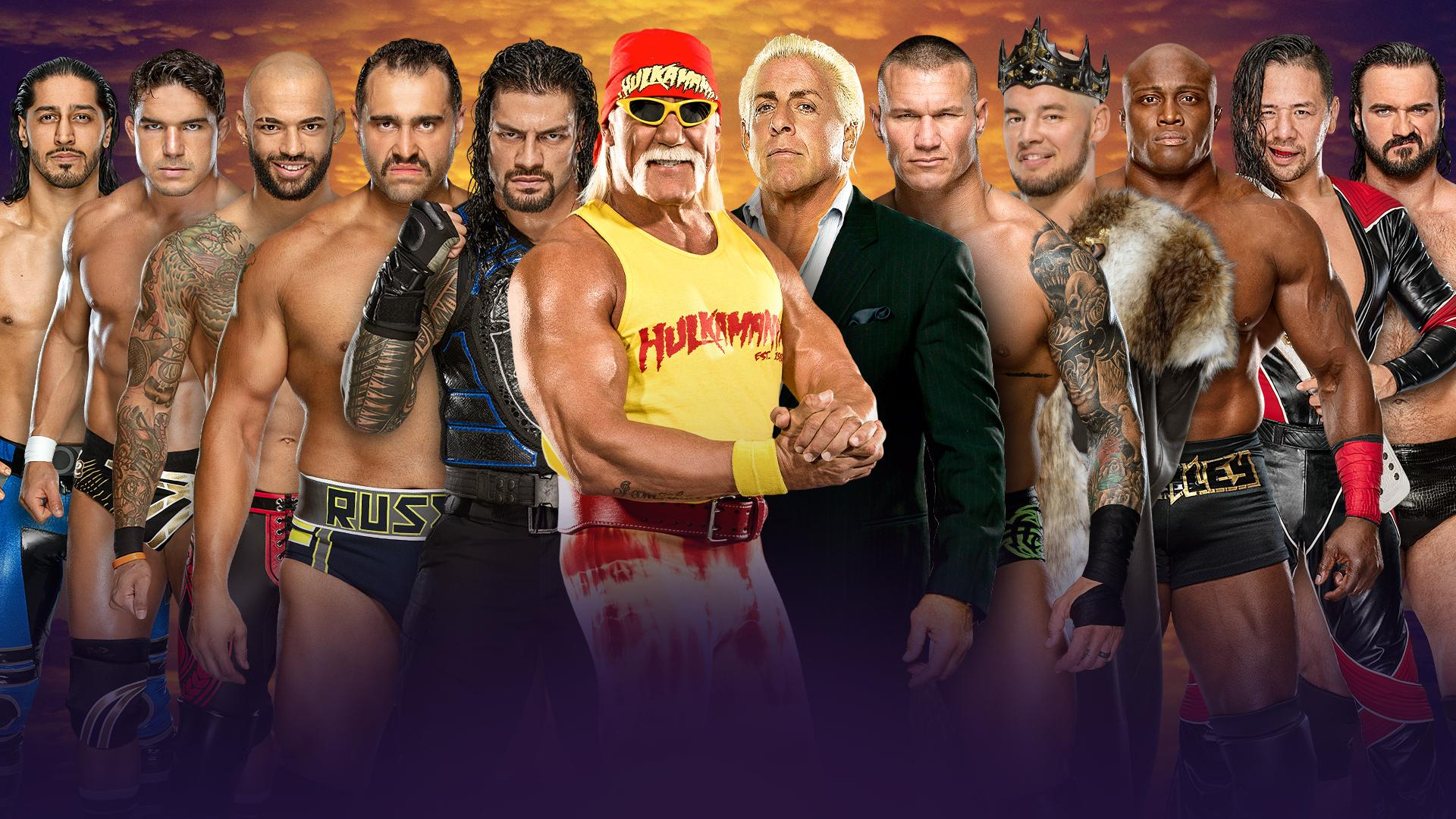 team hogan vs team flair crown jewel
