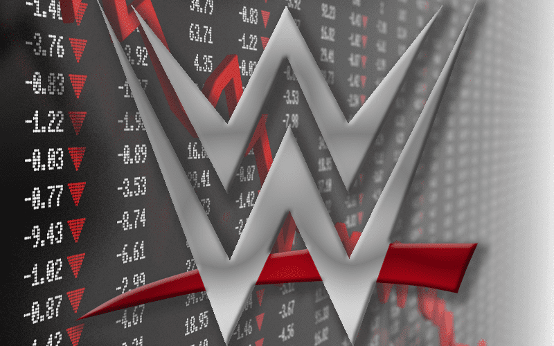 wwe-falling-stock-money-down