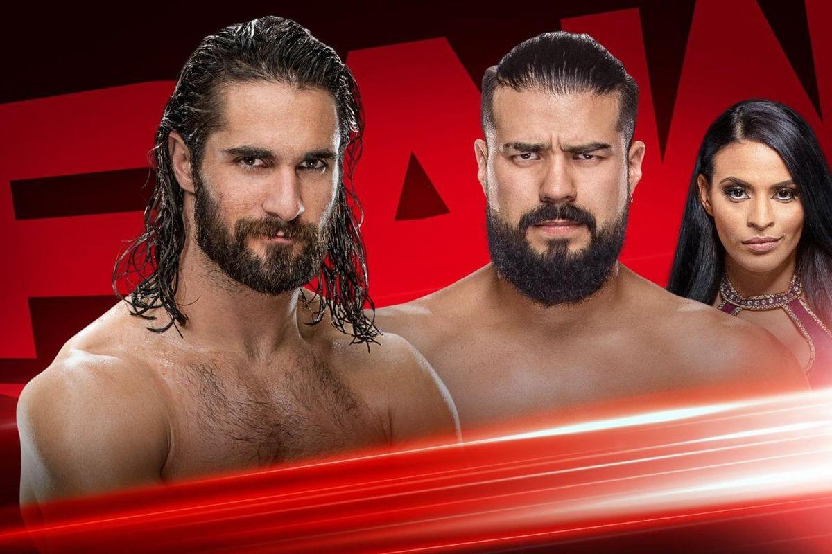 WWE Raw 111819