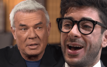 Eric Bischoff Gives MAJOR Props To Tony Khan – 'He Is Grabbing This Thing By The BALLS!'