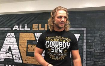 Hangman Page Reflects On Beating PAC At AEW Full Gear