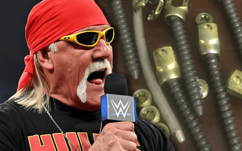 Hulk Hogan Shows Off His Old 'Hardware' After Getting Surgery - Ringside News