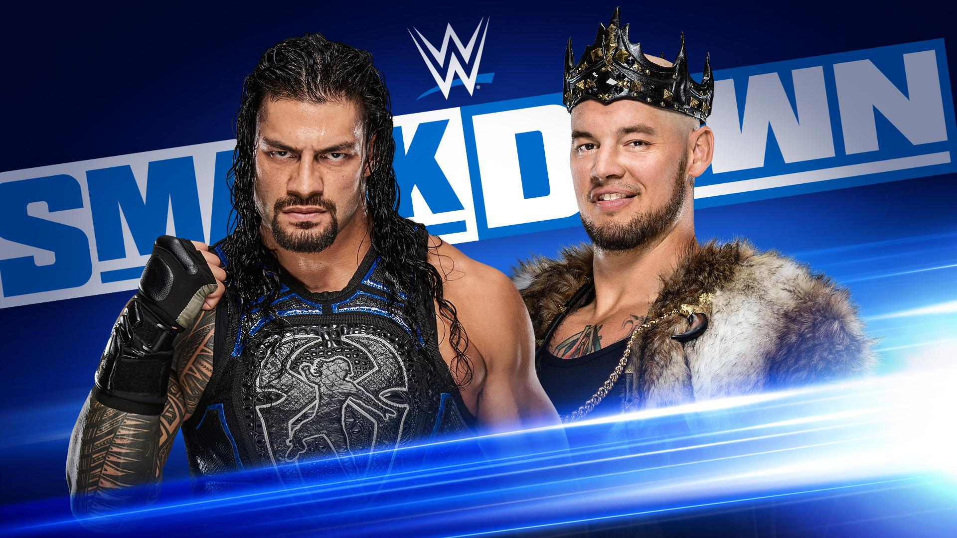 king corbin roman reigns sd