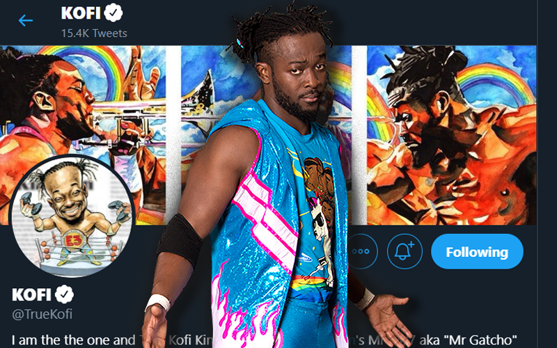 Kofi Kingston Reveals If WWE Monitors Superstar Social Media Accounts - Ringside News
