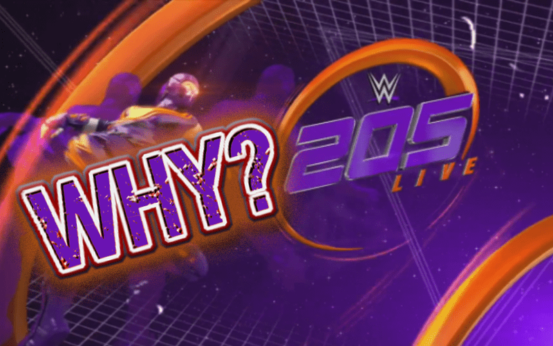 why-205-live
