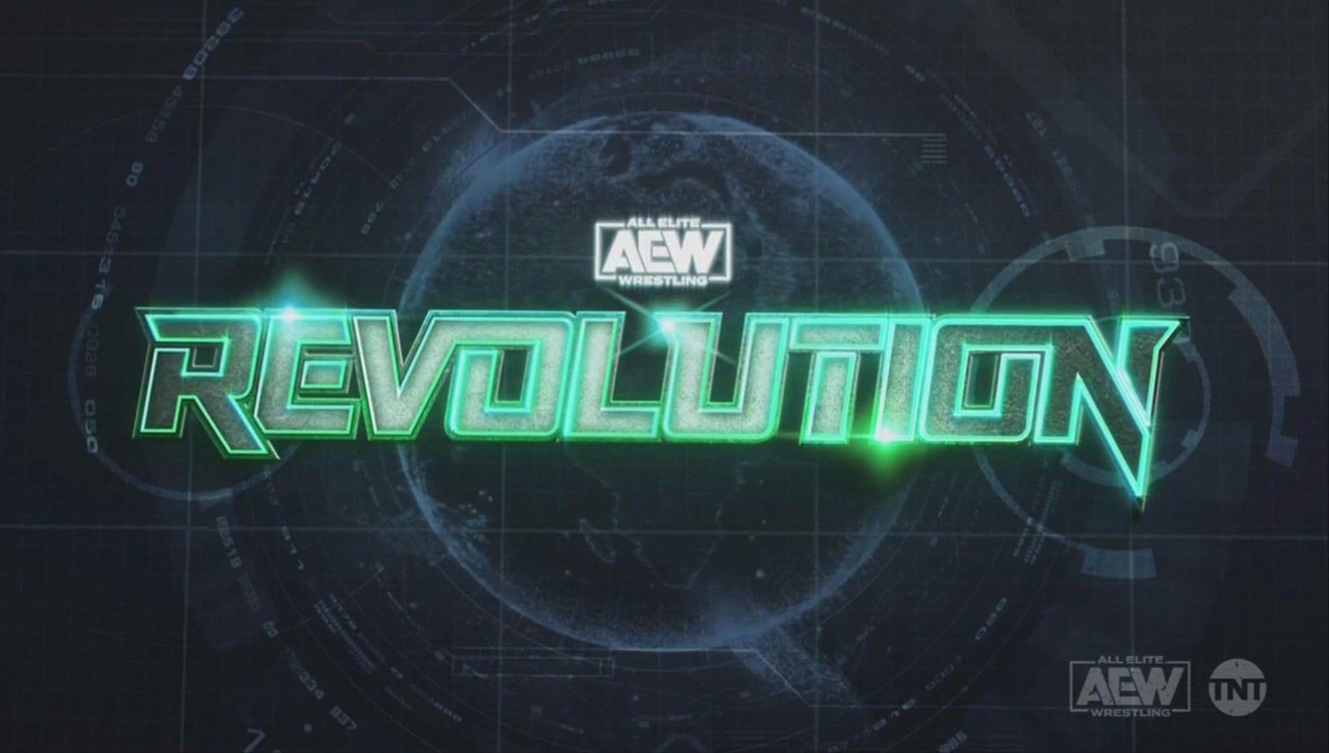 aew revlution