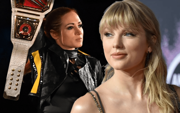 Becky Lynch Calls Taylor Swift Out For Copying Her Homework