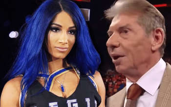 Sasha Banks On Vince McMahon Changing WWE Plans 'In An Instant'