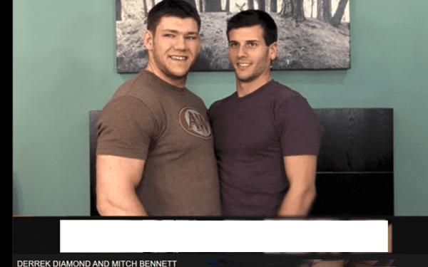 Antigo vídeo de Lars Sullivan em cena gay viraliza na internet